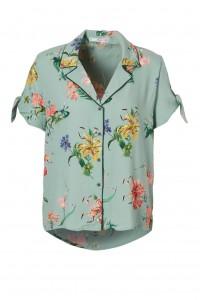 mango-gebloemde-blouse-mintgroen-dames-mintgroen-8432894298003