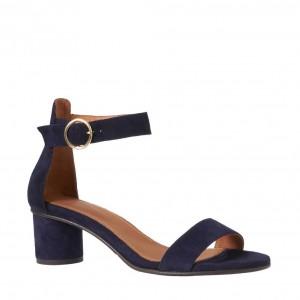 selected-femme-suede-sandalette-dames-donkerblauw-5713730300863